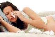 Φτέρνισμα και εγκυμοσύνη