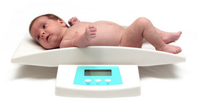 Χαμηλού βάρους νεογνά